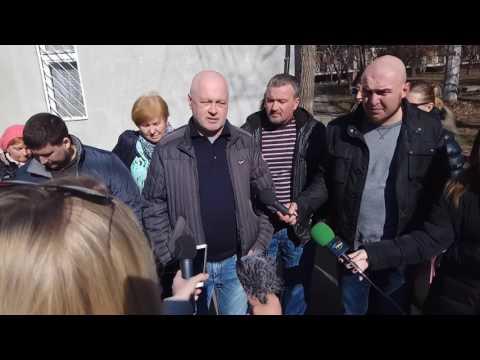 Одесский санаторий оказался разрушен и разворован 1