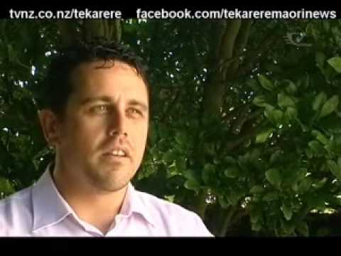 Concerns over a new National Library project collecting information on NZ and making it available online Te Karere Maori News TVNZ 28 Jan 2010 English Version