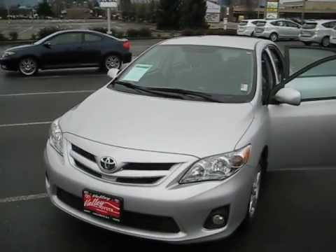 Marvelous (SOLD) 2011 Silver Toyota Corolla LE For Sale At Valley Toyota Scion