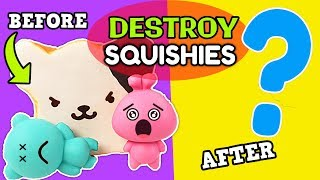 Did I Really Ruin an Ultra Rare? SQUISHY UNMAKEOVERS #5