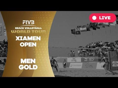 Xiamen Open - Men Gold - Beach Volleyball World Tour