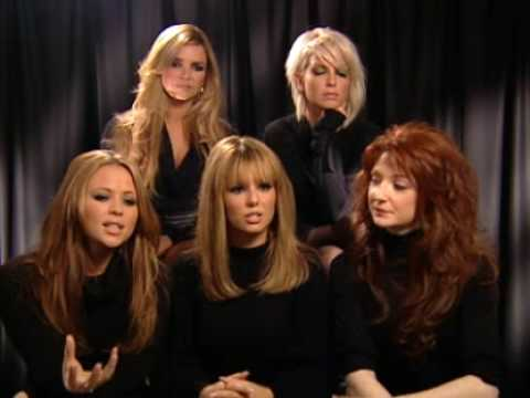Girls Aloud share opinions about Pussycat Dolls