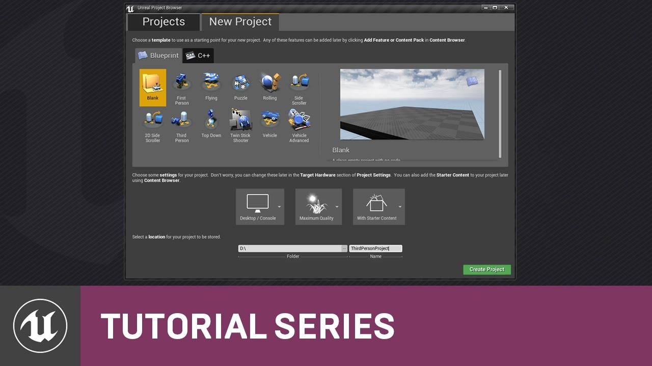 Bp 3rd person game project creation fbx download 02 v48 bp 3rd person game project creation fbx download 02 v48 tutorial series unreal engine malvernweather Choice Image