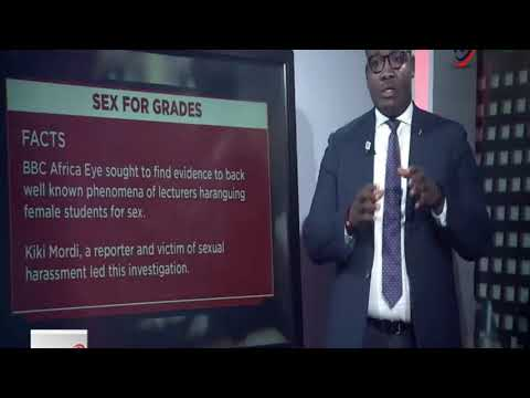 Download Eii!!! Video of Ghana lectures who demand sex for grades exposed