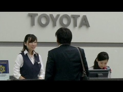 Toyota number one again