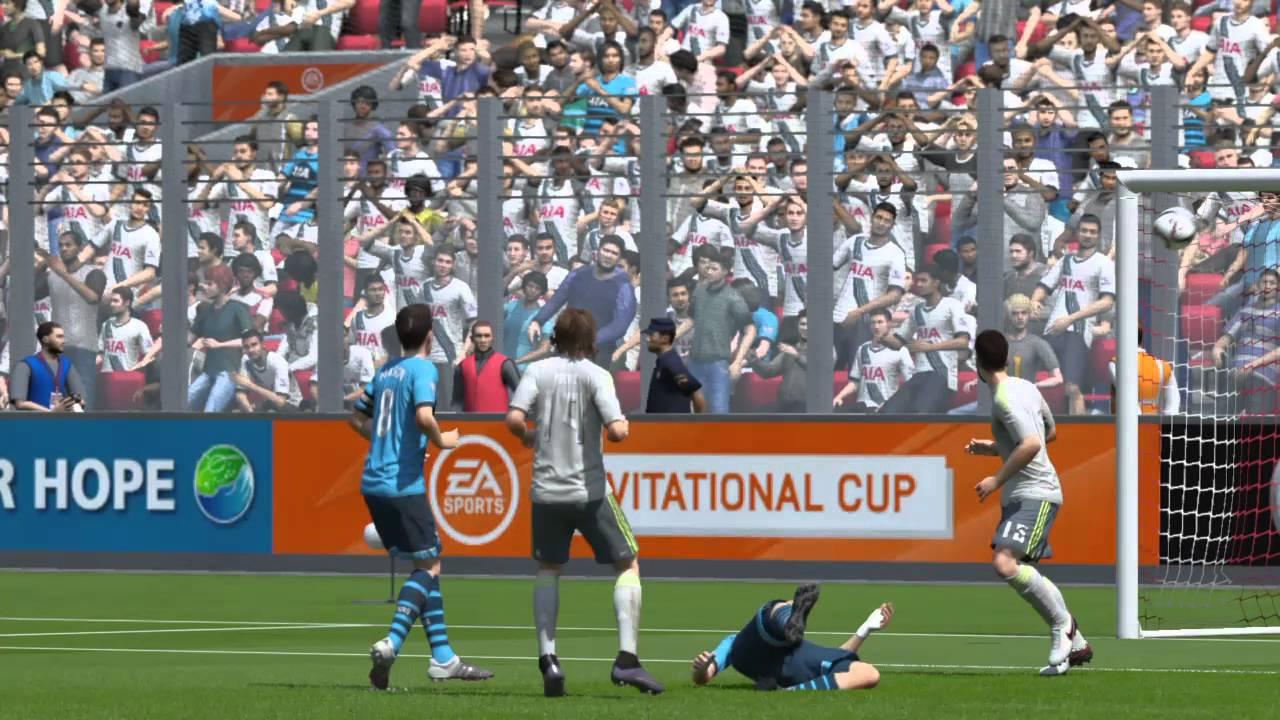 Fifa 16 Tottenham