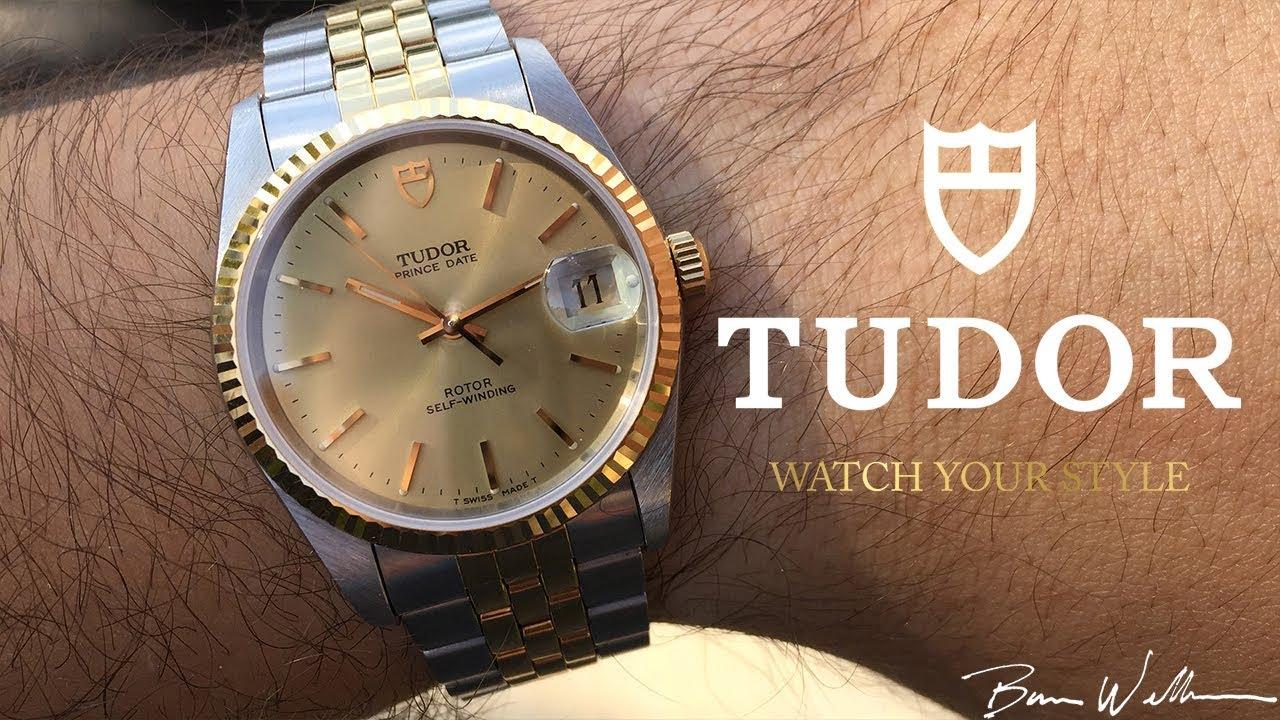 dating een Tudor horloge