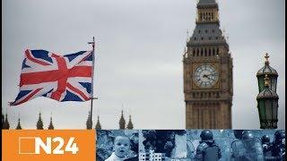 N24 Nachrichten - Hochspannung bei der Parlamentswahl in Großbritannien