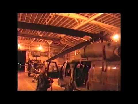 Nov 1994 33 Rescue Squadron Midshift crew, hangar & helo walk around.