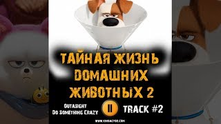 ТАЙНАЯ ЖИЗНЬ ДОМАШНИХ ЖИВОТНЫХ 2 мультфильм МУЗЫКА OST #2 Outasight   Do Something Crazy