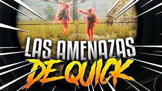 !LAS AMENAZAS DE QUICK! PLAYERUNKNOWN&#39S BATTLEGROUNDS GAMEPLAY ESPANOL Winghaven