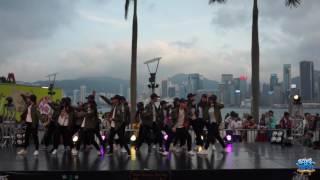 Publication Date: 2017-05-25 | Video Title: 香港華人基督教聯會真道書院L.A.Danso|排舞比賽|Hi