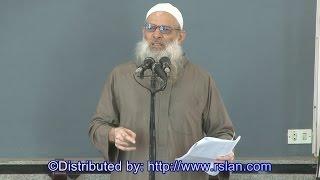 """بالفيديو..الشيخ سعيد رسلان يدعو الدعوة السلفية لحل """"النور"""" والعودة للمساجد"""