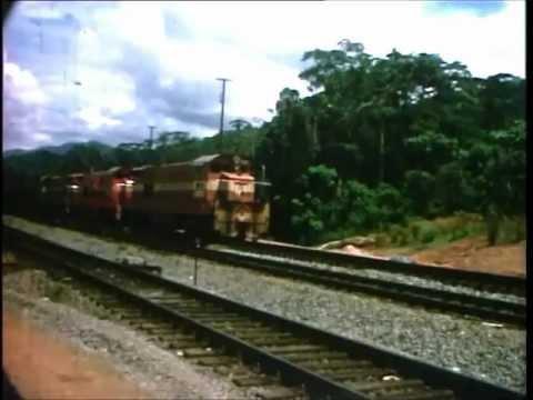 LAMCO Mining in Liberia 1969-1974