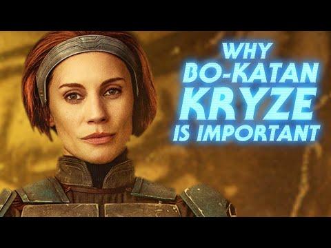Why Bo-Katan is So Important to The Mandalorian