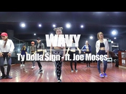 Wavy - Ty Dolla $ign | Buckey Choreography