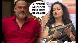 Veteran Actress Himani Shivpuri Reveals How Drunk Alok Nath Assaulted Her Forcefully