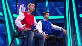 Comedy Баттл - На баскетболе