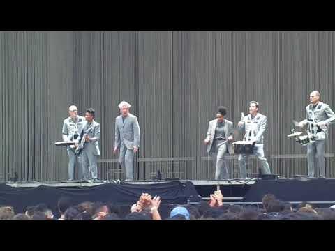 David Byrne - Once In A Lifetime - Lollapalooza Brasil 2018