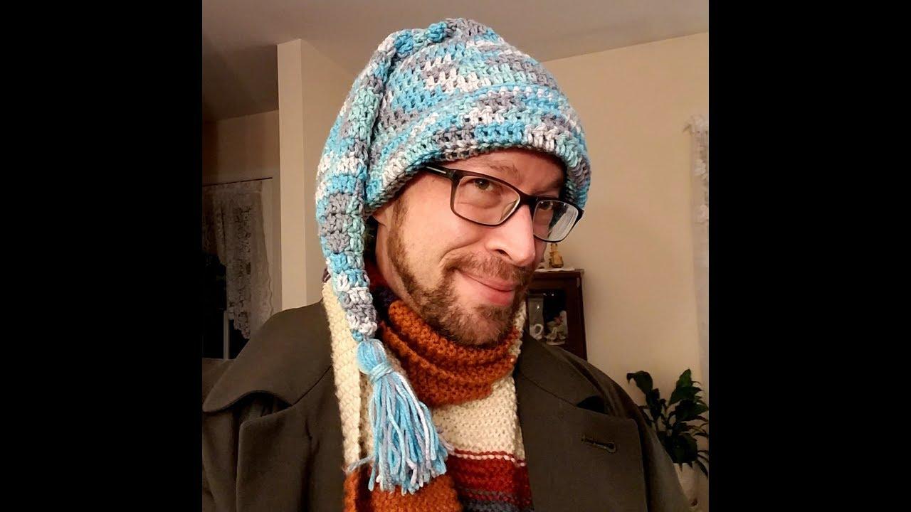 The Stocking Cap Crochet Tutorial Youtube