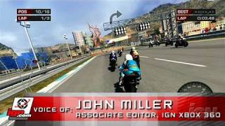 MotoGP '06 Xbox 360 Review - Video Review