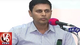 Election Commissioner Rajath Kumar Says We Are Ready For Lok Sabha Polls | V6 News