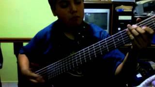 Porque bueno es Dios Jaime Murrell Bass Cover
