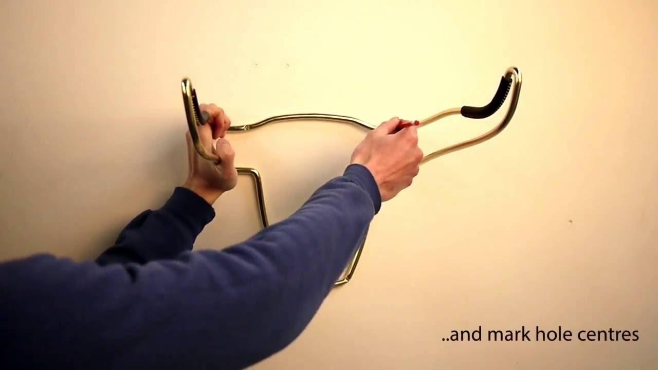 Trophy Bike Rack Installation Youtube