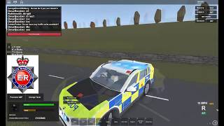 Roblox-Royaume-Uni GMP Eastbrook Reckless Driver.