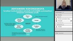 Verkkokoulutus: Tiimin ja työntekijöiden tavoitteellinen johtaminen
