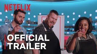 Cautam pentru femei Chefs Netflix