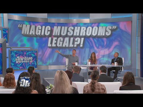 The Pros and Cons of the 'Magic' Drug Psilocybin