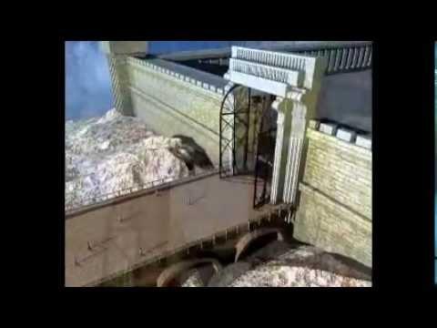 סרט על בית המקדש תלת מימד  ,Amazing animation of the Temple