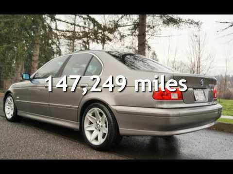 2003 BMW 525i Sport 5 Speed Manual for sale in Milwaukie, OR