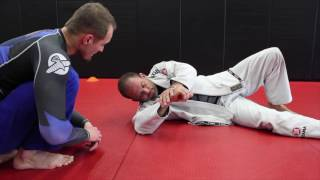Sleeper Stretch For Decreased Risk of Shoulder Injury From Kimura