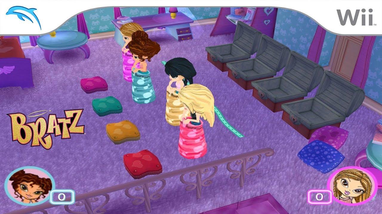 Bratz Kidz   Dolphin Emulator 5.0-8989 [1080p HD]   Nintendo Wii