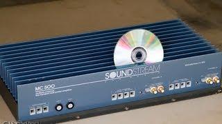Rare Old School Soundstream MC500 Monster Car Audio Amp Amplifier