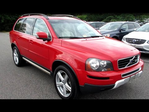2008 volvo xc90 v8 sport awd walkaround start up tour. Black Bedroom Furniture Sets. Home Design Ideas