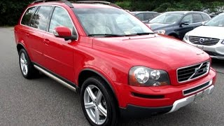 2008 Volvo XC90 V8 Sport AWD Walkaround, Start up, Tour and Overview