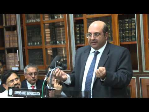 Lecture of Mr. Justice R.F. Nariman, Judge Supreme Court of India at SCBA,Part- 4 of 4