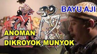 Download Video #3 ANOMAN DUTO Perang GAYENG HANOMAN v-s MUNYUK MP3 3GP MP4