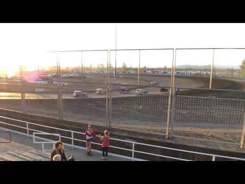 So. Speedway 9-2-18 SODCA Heat 3