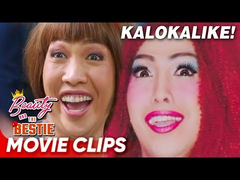 (4/8) Approve Ba Si Eric Sa Secret Mission?   'Beauty And The Bestie'   Movie Clips