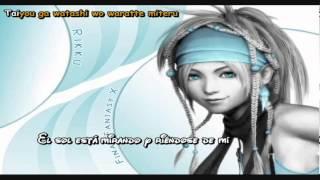 Hace poco tiempo escuché esta canción, a pesar de que Final Fantasy...