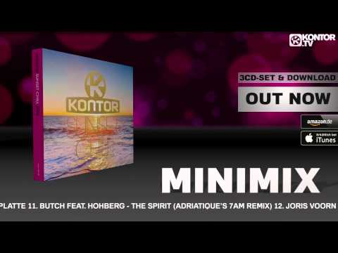 Kontor Sunset Chill 2015 (Official Minimix HD)