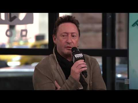 """Julian Lennon Answers The Question; """"What Do You Want Your Legacy To Be?"""""""