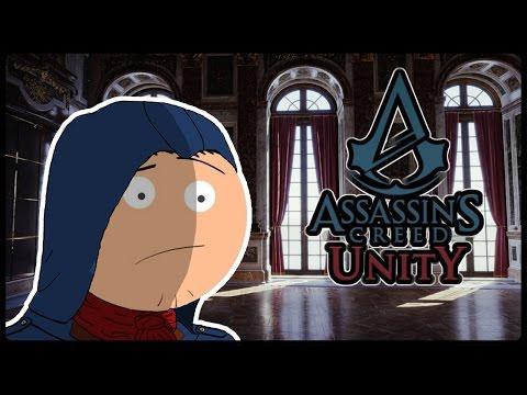 Assassins Creed: Unity Кооператив, Полетят Головы #1