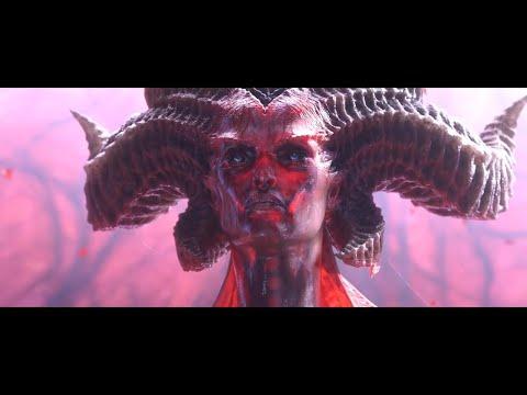 Diablo 4 трейлер.