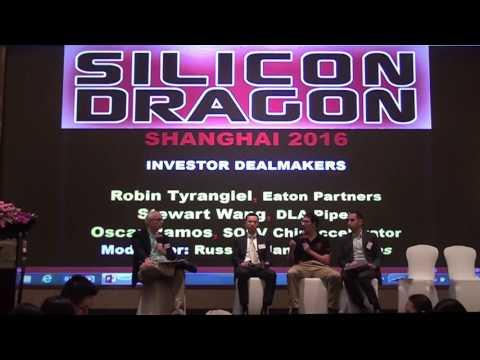 Silicon Dragon Shanghai 2016: Dealmakers