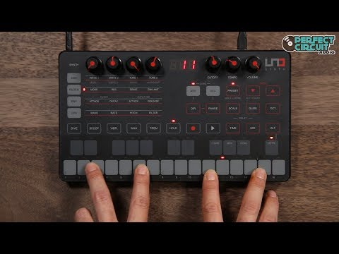 IK Multimedia UNO Synth Sounds